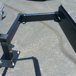 Tailgate Hitch Assembly