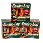 EnviroLog Firestarters: Case of 24