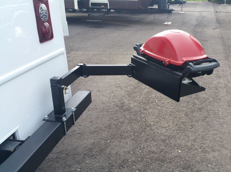 Bumper Grill Table Outdoors Unlimited Inc