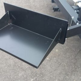 Bumper Grill Table