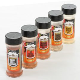 CanCooker Seasoning Sampler Pack