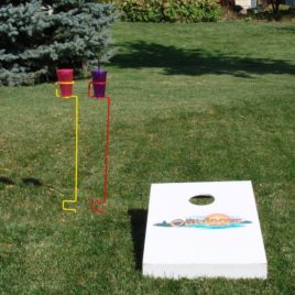 Backyard Butler™ Single Drink Holders – Pair