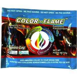 Enviro-Log Color Flame (48 packets)