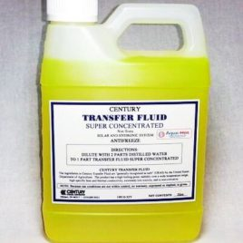 Century Chemical Concentrated Transfer Fluid