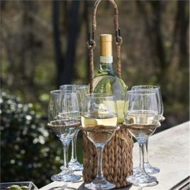 Garden Terrace Wine Set