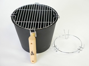 FireFly Portable Grill with 9″ cooking surface
