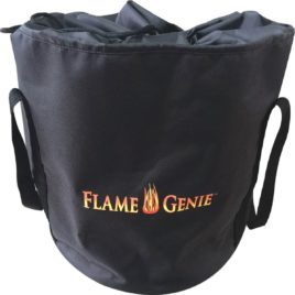 Flame Genie Durable Canvas Tote