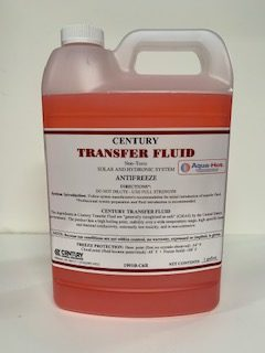 Century Chemical Transfer Fluid (1 Gallon  Red)