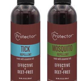 Mosquito – Tick Repellents- 8 oz bottle
