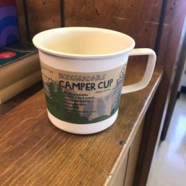 Travelers cup